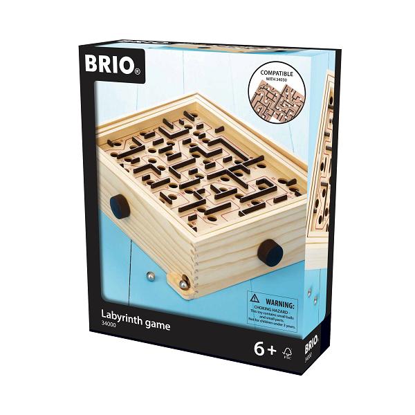 Labyrint spil - BRIO