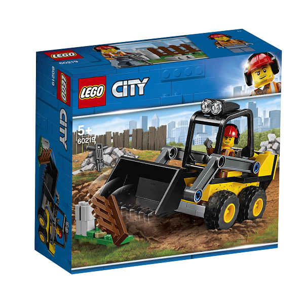 Image of Læssemaskine - 60219 - LEGO City (60219)