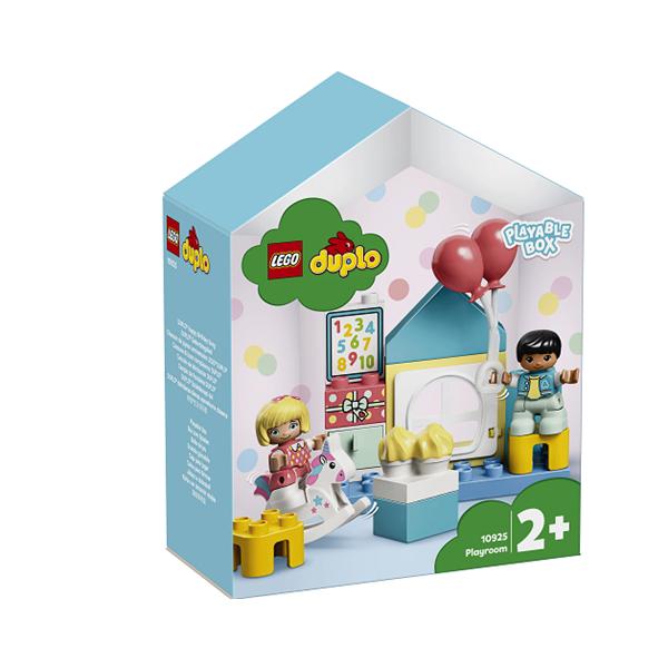 Image of   Legeværelse - 10925 - LEGO DUPLO