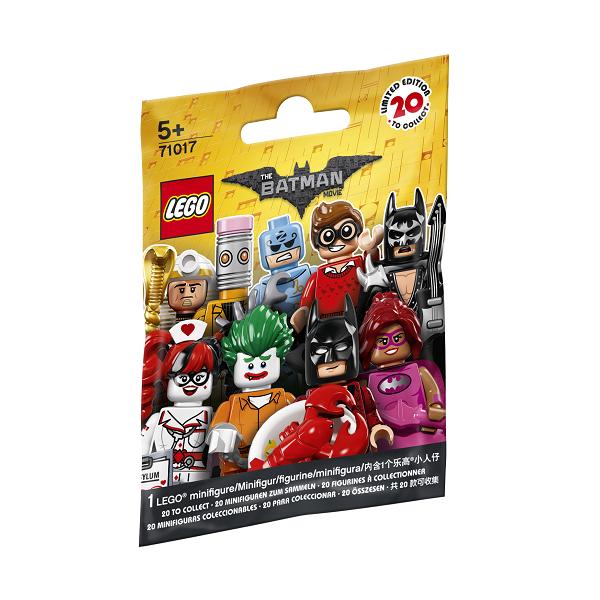 LEGO BATMAN: FILMEN - 71017 - LEGO Minifigures