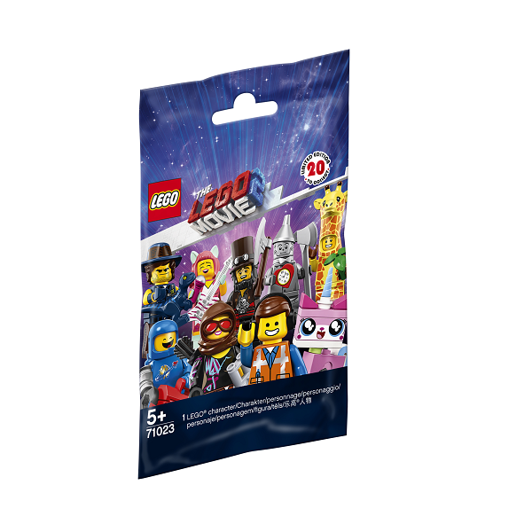 Image of LEGO Filmen 2 - 71023 - LEGO Minifigures (71023)