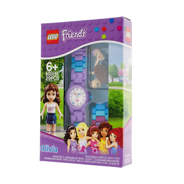 LEGO Friends Olivia-ur - LEGO Watch