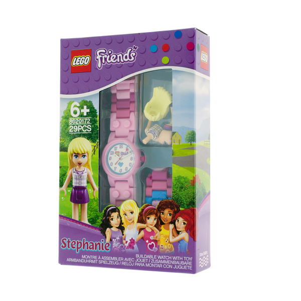 LEGO Friends Stephanie-ur - LEGO Watch