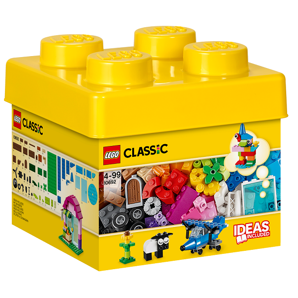 Image of LEGO Kreative klodser - 10692 - LEGO Bricks & More (10692)