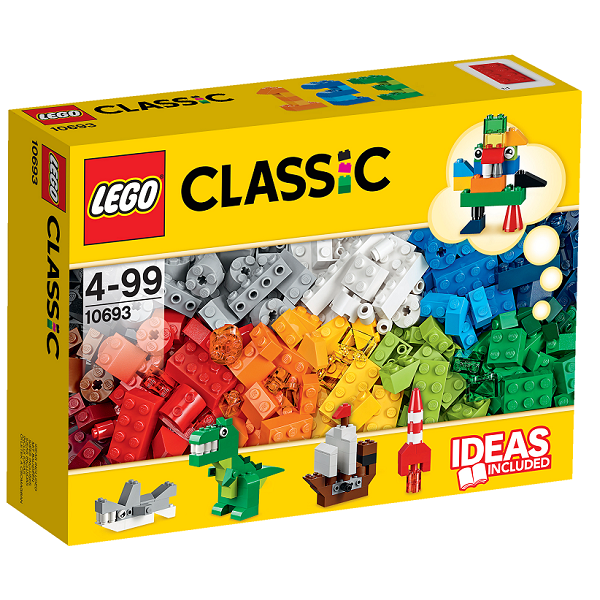 Image of LEGO Kreativt tilbehør - 10693 - LEGO Bricks &More (10693)