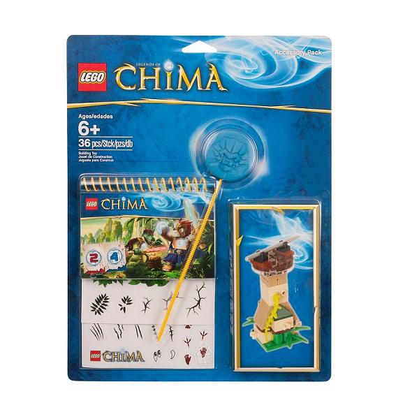 Image of LEGO Legends of Chima Accessory Set (850777)