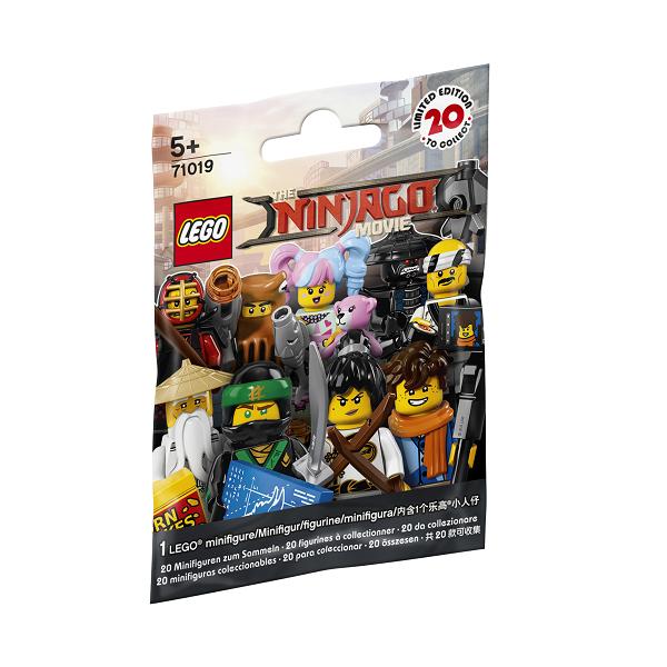 LEGO NINJAGO FILMEN - 71019 - LEGO Minifigures