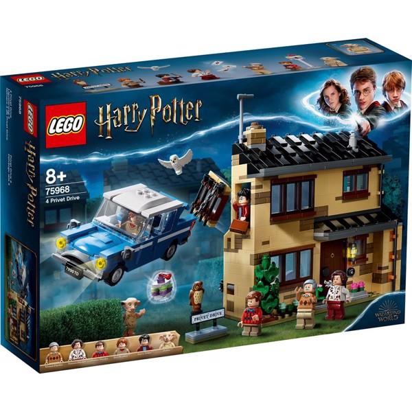 Image of Ligustervænget nr. 4 - 75968 - LEGO Harry Potter (75968)