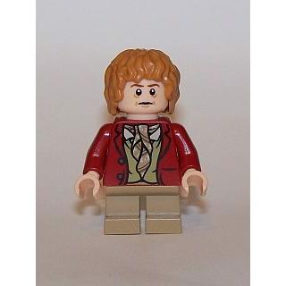 Image of   Bilbo Baggins - Mørkerød jakke