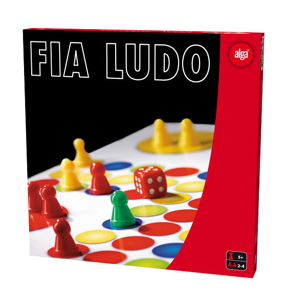 Image of   Ludo - Fun & Games
