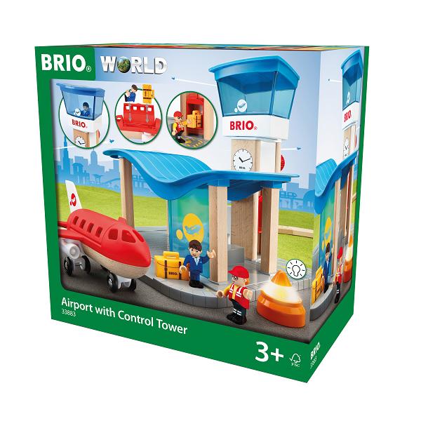 Lufthavn - BRIO