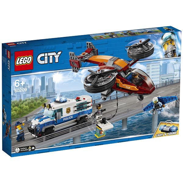 Image of Luftpoliti - diamantkup - 60209 - LEGO City (60209)