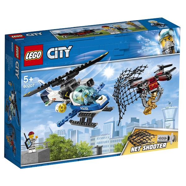 Image of Luftpolitiets dronejagt - 60207 - LEGO City (60207)