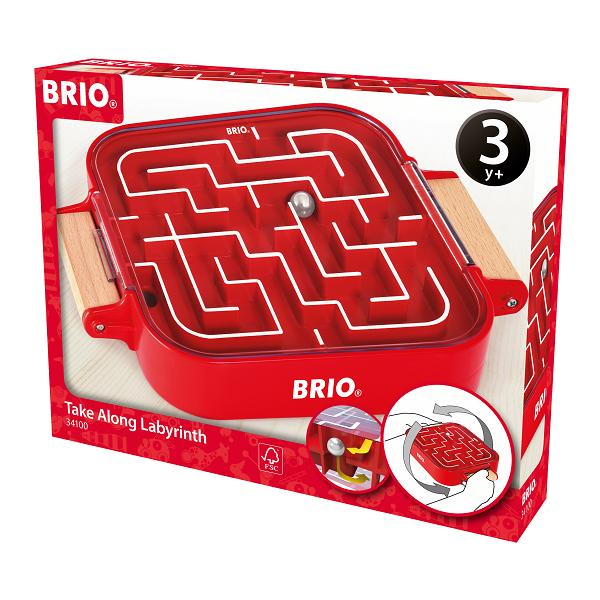 Lukket labyrint - BRIO