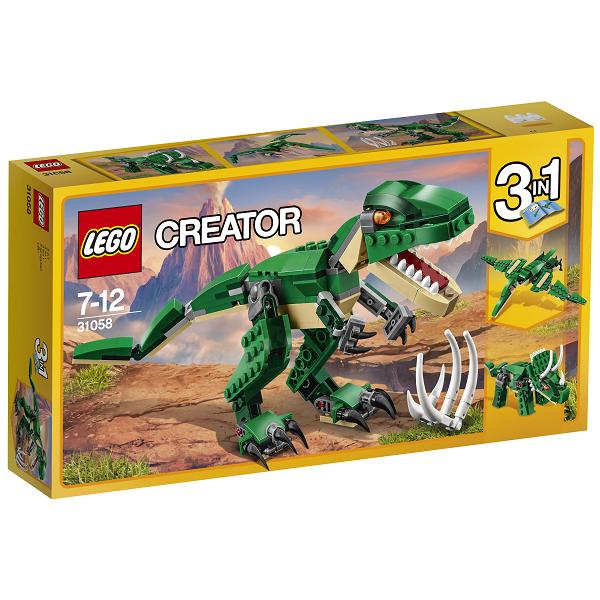 Image of Mægtige dinosaurer - 31058 - LEGO Creator (31058)