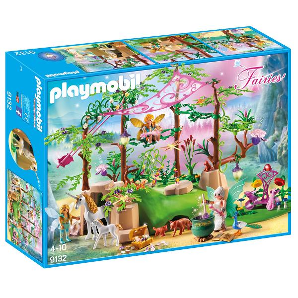 Magisk feskov - PL9132 - PLAYMOBIL Fairies