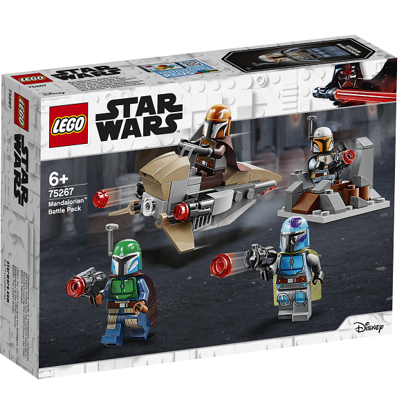 Image of   Mandalorianeren Battle Pack - 75267 - LEGO Star Wars