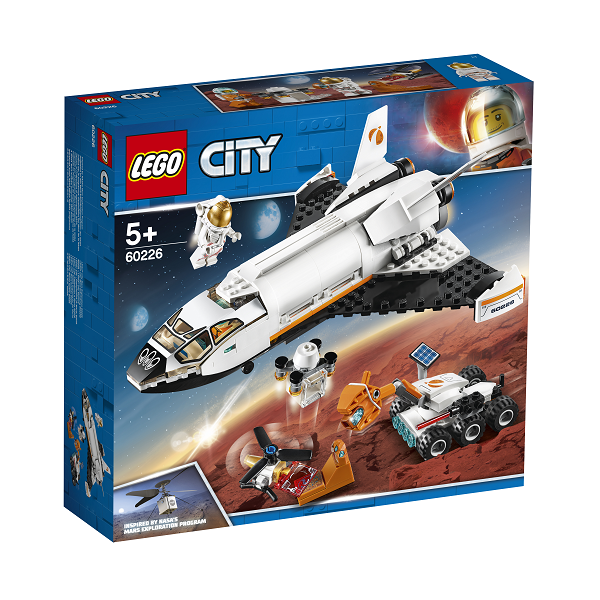 Image of Mars-rumfærge - 60226 - LEGO City (60226)