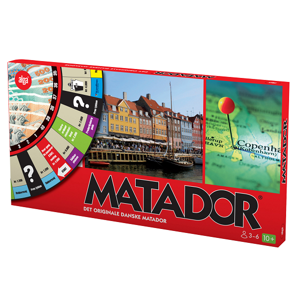Image of   Matador - Fun & Games