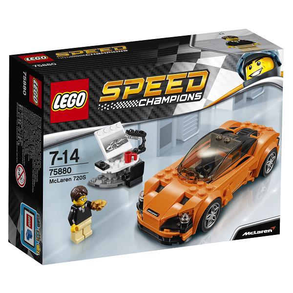 Image of McLaren 720S - 75880 - LEGO Speed Champions (75880)