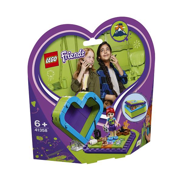 Image of Mias hjerteæske - 41358 - LEGO Friends (41358)