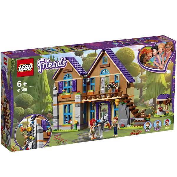 Image of Mias hus - 41369 - LEGO Friends (41369)