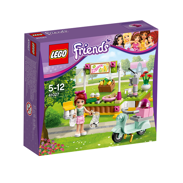 Image of Mias juicebod - 41027 - LEGO Friends (41027)