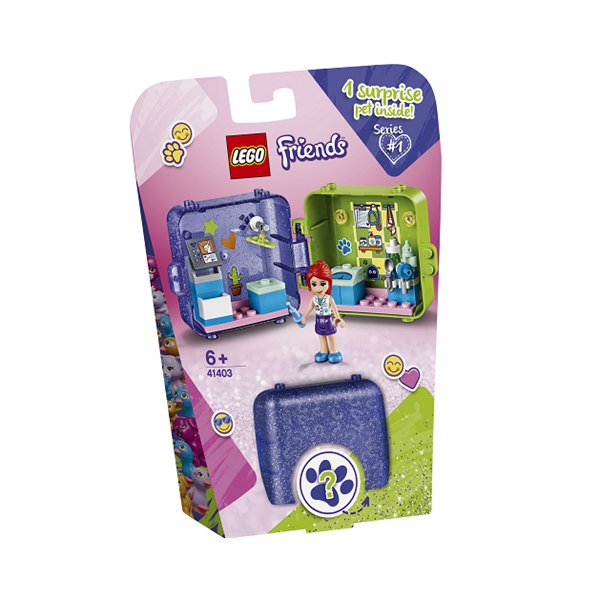 Image of   Mias legeboks - 41403 - LEGO Friends