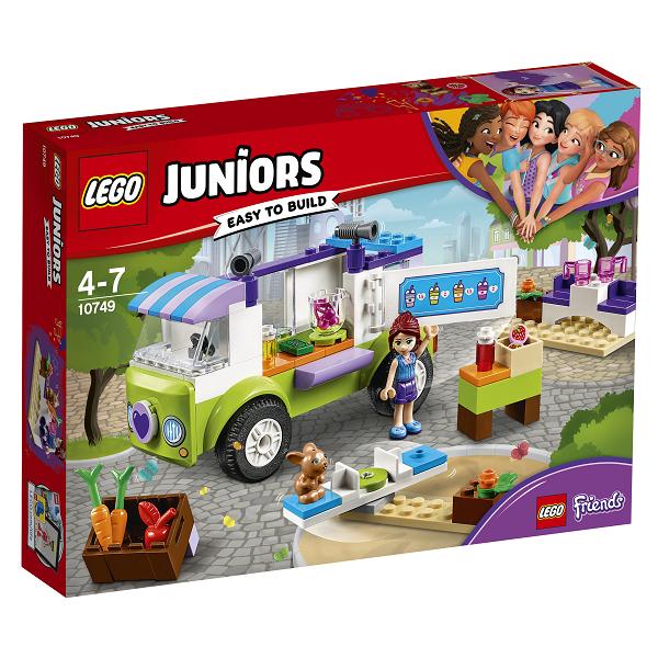 Mias økologiske marked - 10749 - LEGO Juniors