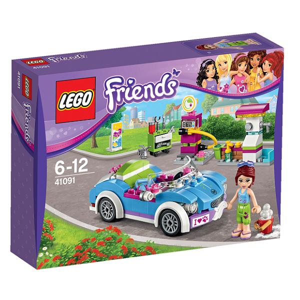 Image of   Mias sportsvogn - 41091 - LEGO Friends