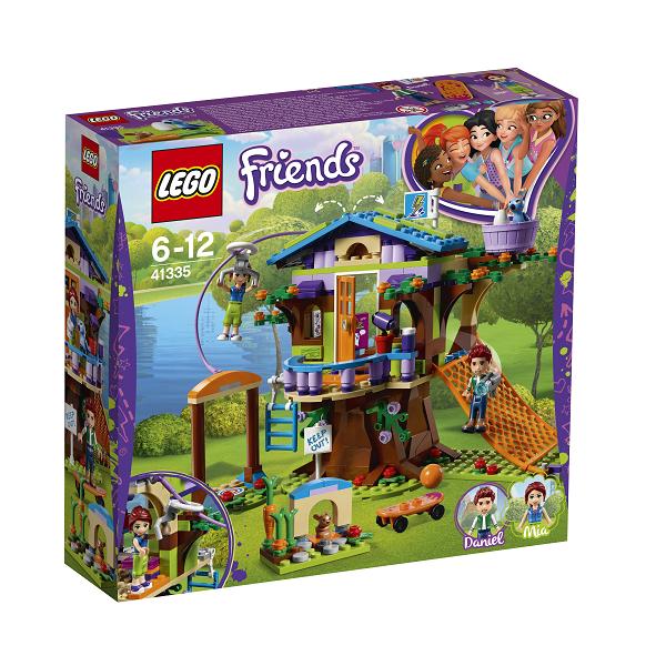 Image of   Mias trætophus - 41335 - LEGO Friends