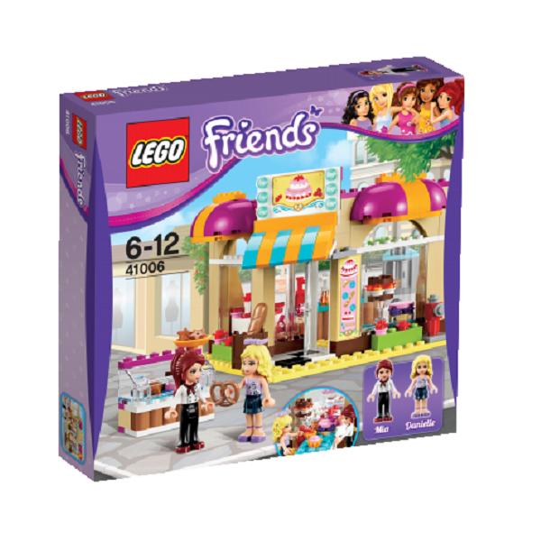 Image of   Midtbyens bageri - 41006 - LEGO Friends