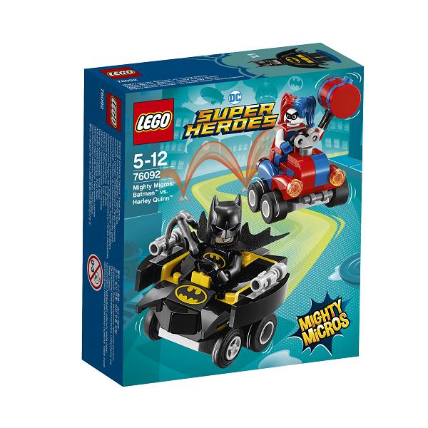 Mighty Micros: Batman vs. Harley Quinn - 76092 - LEGO Super Heroes
