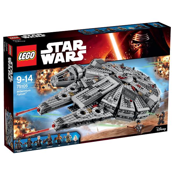 Millennium Falcon - 75105 - LEGO Star Wars