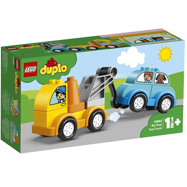 Image of Min første kranvogn - 10883 - LEGO DUPLO (10883)