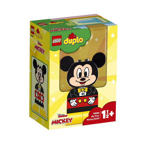 Image of Min første Mickey-model - 10898 - LEGO DUPLO (10898)