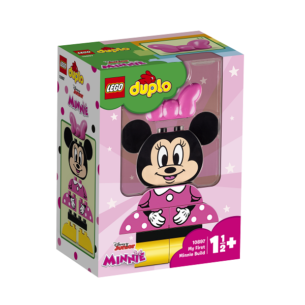 Image of Min første Minnie-model - 10897 - LEGO DUPLO (10897)