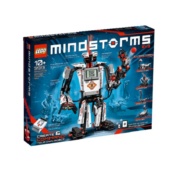 Image of   LEGO MINDSTORMS EV3 - 31313 - LEGO Mindstorms