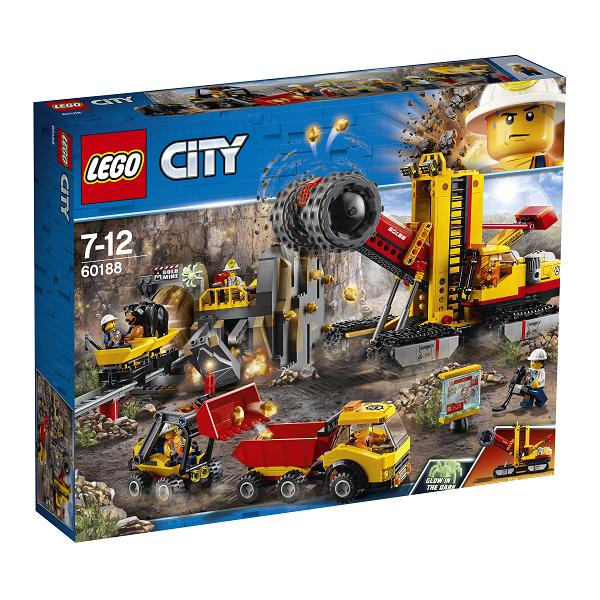 Image of Mineeksperternes udgravning - 60188 - LEGO City (60188)
