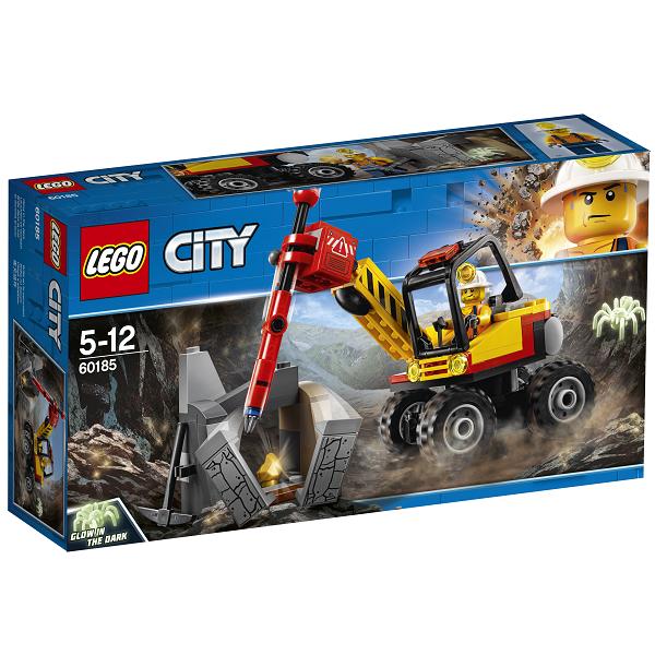 Image of Mineknuser - 60185 - LEGO City (60185)