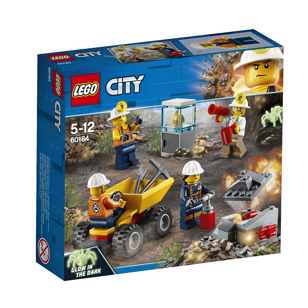 Image of Mineteam - 60184 - LEGO City (60184)