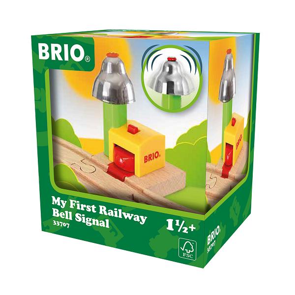 Mit første lydsignal - 33707 - BRIO