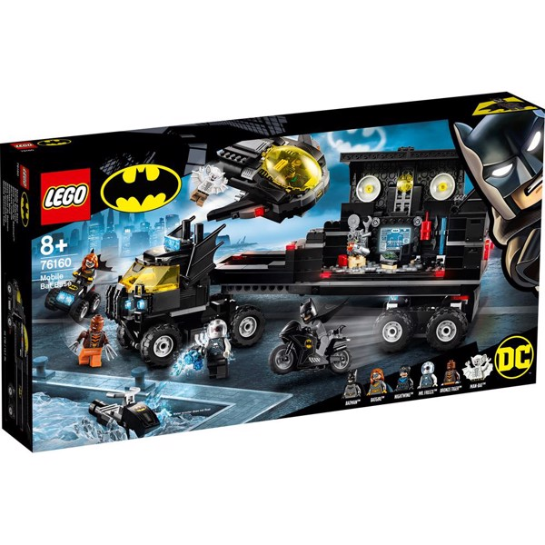 Image of Mobil batbase - 76160 - LEGO Super Heroes (76160)