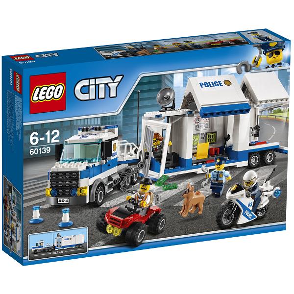 Image of Mobil kommandocentral - 60139 - LEGO City (60139)