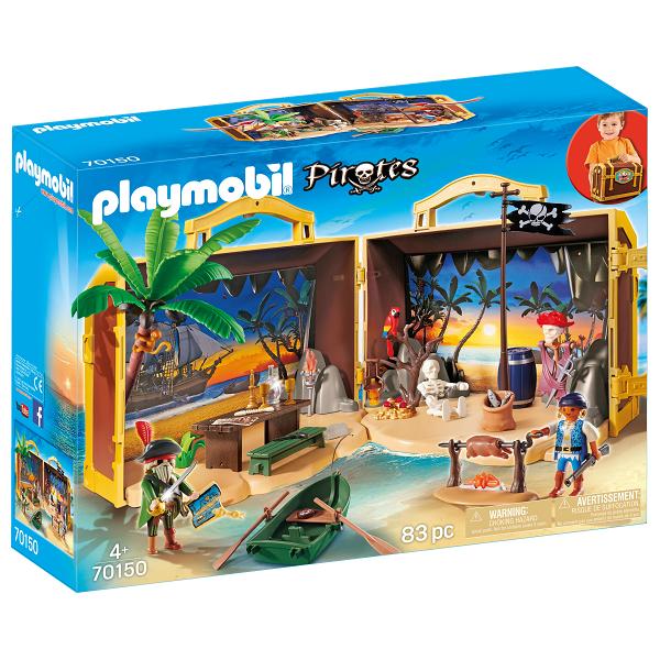 Image of   Mobil piratø - PL70150 - PLAYMOBIL Pirates