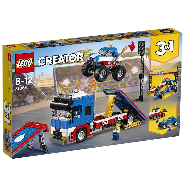 Image of Mobilt stuntshow - 31085 - LEGO Creator (31085)