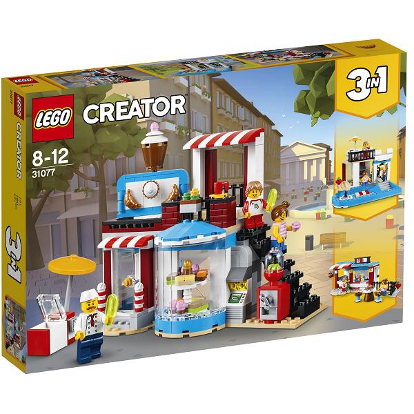 Modulsæt: Søde overraskelser - 31077 - LEGO Creator