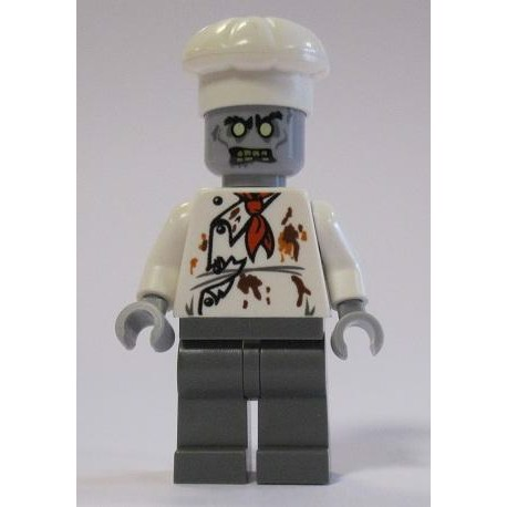 Image of Zombie Chef (Monster Fighters 19)