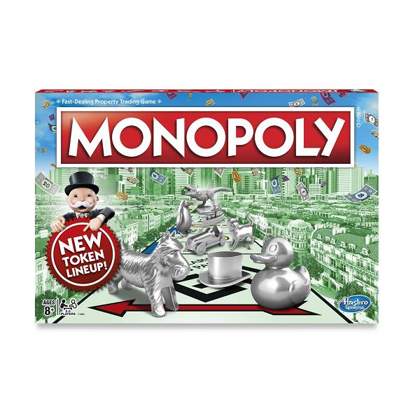 Monopoly DK - Fun & Games