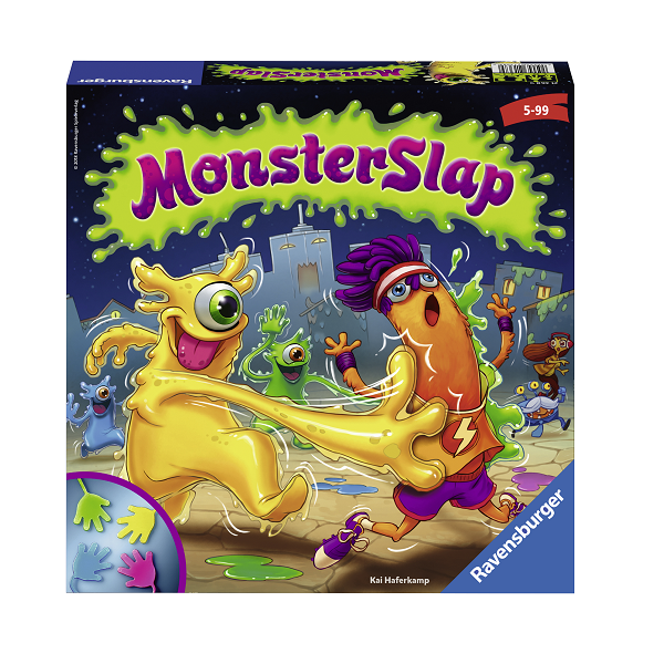 Image of Monster Slap - Ravensburger (10621428)